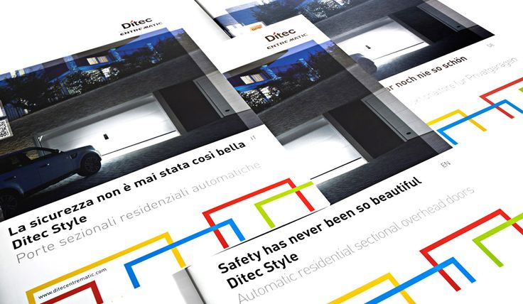 Ditec Entrematic | Institutional Product Catalogues