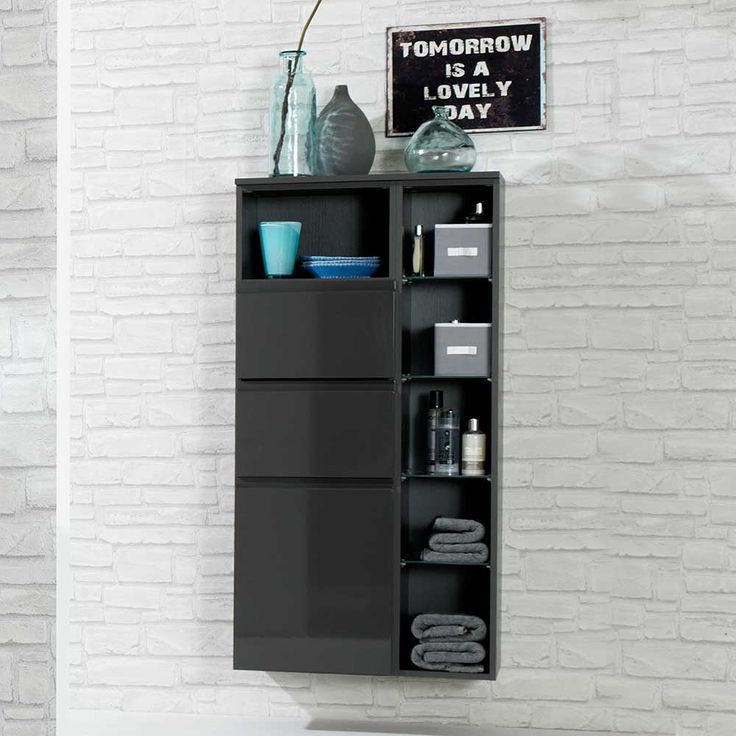Die besten 25+ Midischrank bad Ideen auf Pinterest Duravit - badezimmer hochschrank 60 cm breit