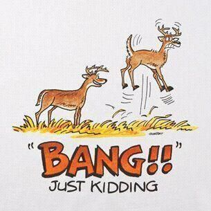 Deer Hunting Quotes Humor | Rocky Mountain Second Season - What a bunch of @#%&)'s!!!!!