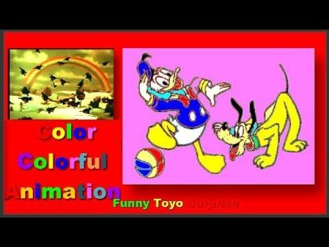 Color - Learn Colors, Teach Colours, Baby -vol. 4 Video with Funny Toyo Surprise Channel Youtube - YouTube