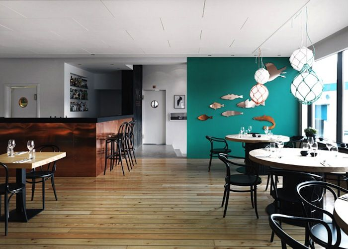 The Fish Can Sing: A New Restaurant in Reykjavík