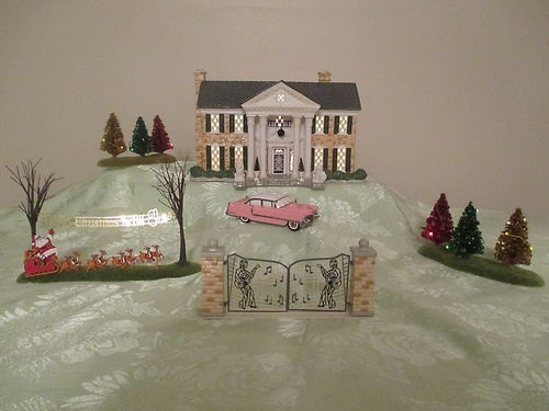 Dept 56 Christmas Villages