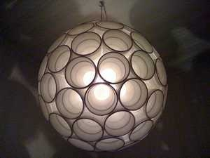 Image result for styrofoam cup sphere
