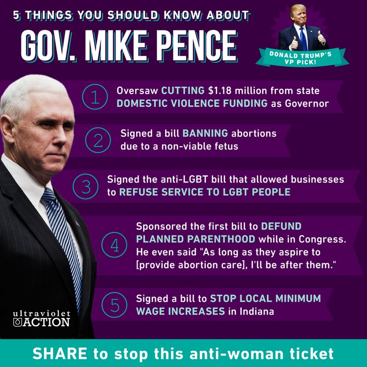 Gov. Mike Pence: 5 things you should know