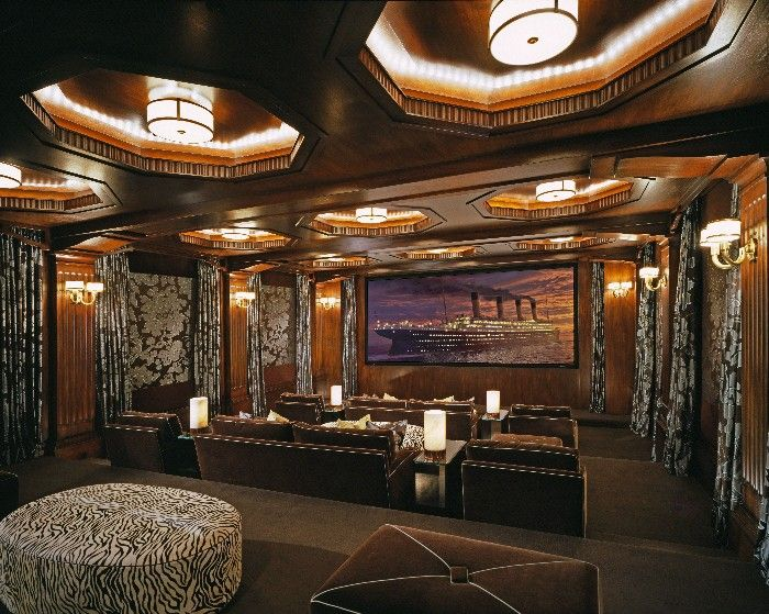 Best Home Theater Rooms ~ http://lovelybuilding.com/cheap-home