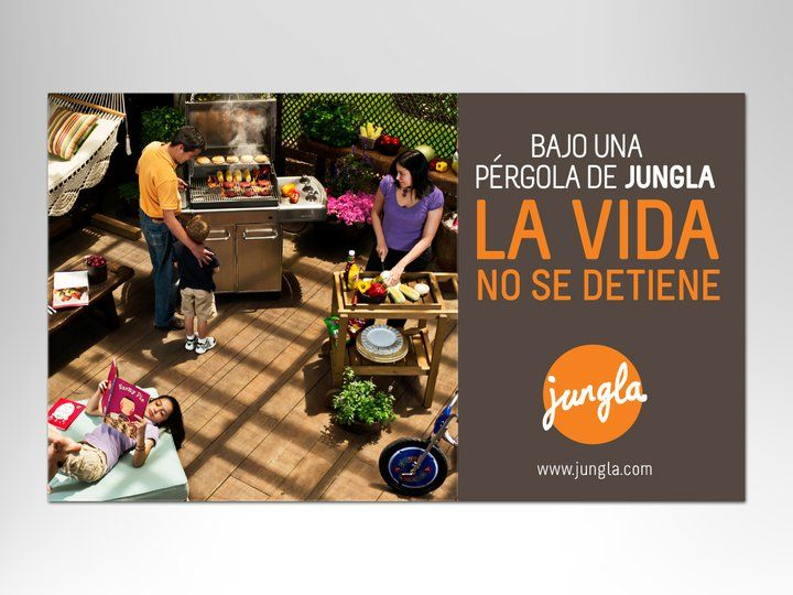 Campaña #Jungla 2011