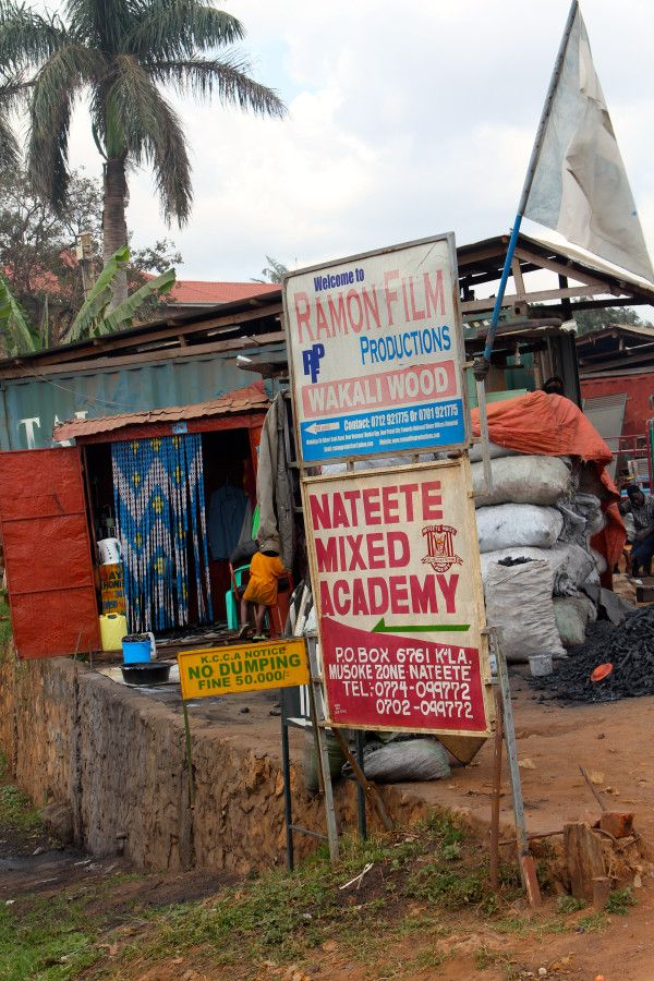 Welcome to Wakaliwood. Located in #Kampala s Wakalinga slum, 1 director hopes it will become countrys Nollywood.