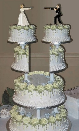 Divorce Cakes-why not share Divorce with Gays? #Gay Marriage- Let it Be.