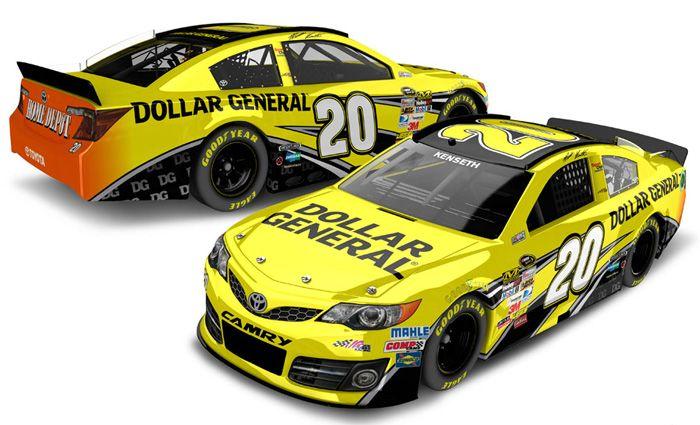 matt kenseth 2013   Matt Kenseth Diecast - Matt Kenseth NASCAR Diecast Cars