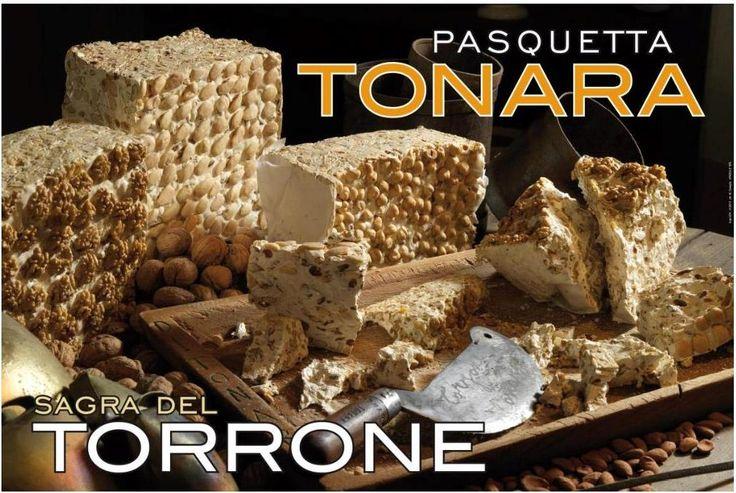 36° SAGRA DEL TORRONE – TONARA – PROGRAMMA COMPLETO – 2-6 APRILE 2015