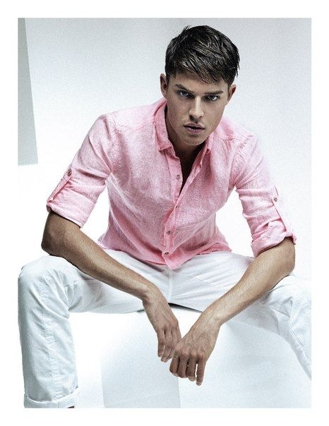 #MENSFASHION | #New #collection S.S `13 #Campaign www.mens-fashion.ru