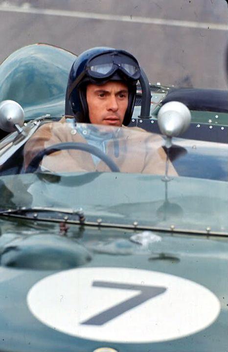 jacqalan:  Jim Clark 1964