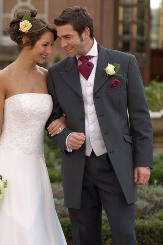 Grey Wedding Suits Can Complement Any Brides Dress The Come Either In Darker Or Lighter Well Measured And Tailored