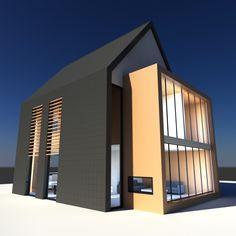 Nieuwbouwproject te Almere, ontworpen door Studio M Architectuur. Studio M specialiseert zich in duurzame architectuur en woningbouw, in alle fase van het ontwerp- en bouwproces.