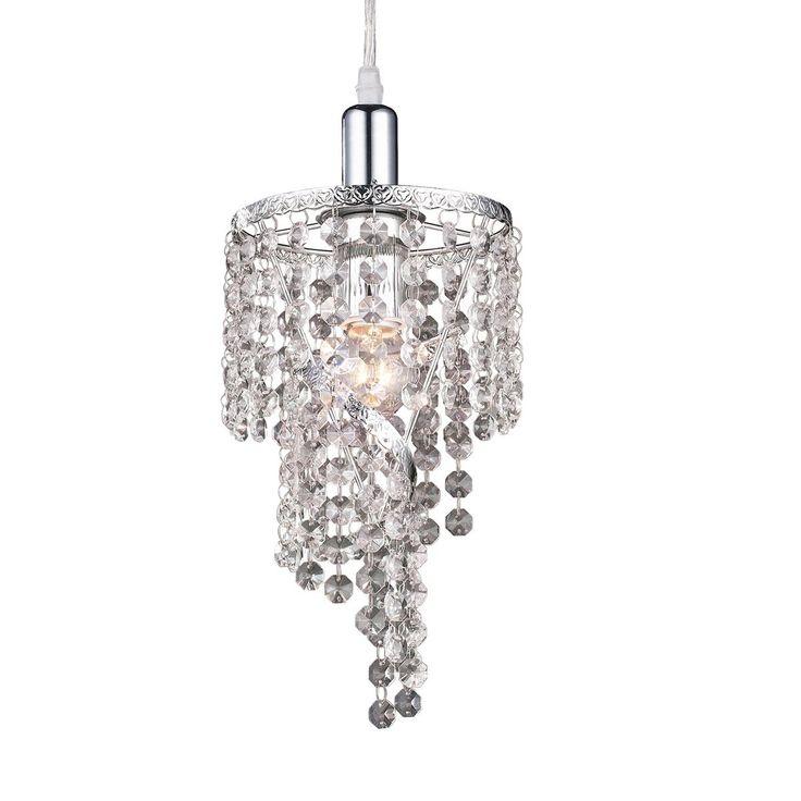 311 best chandeliers images on pinterest chandelier chandelier black crystal mini chandelier aloadofball Gallery