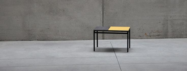 Piatrelle, vassoi e tavolini Prisme - Studiocharlie per Made a Mano