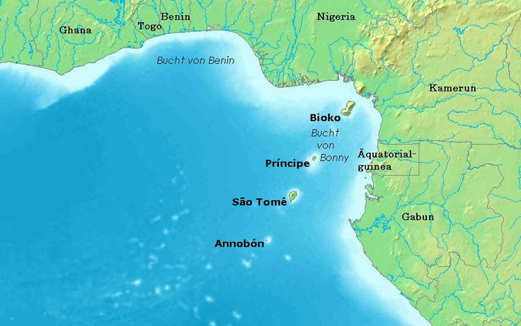 São Tomé and Príncipe - Bing Images