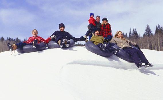 Top 10 des activités d'hiver à faire en famille