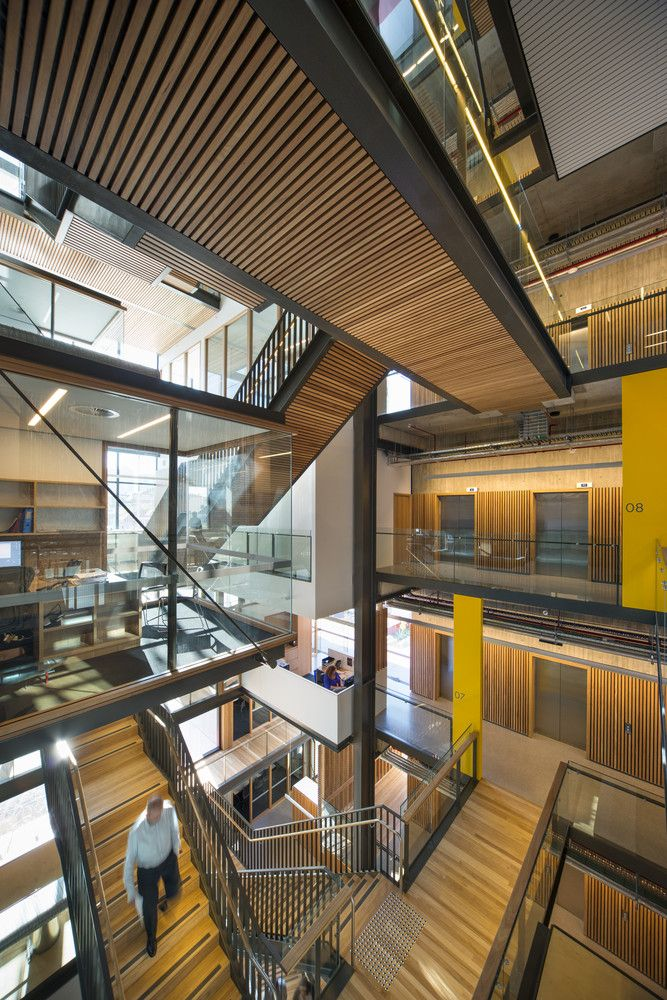 Gallery of The Kinghorn Cancer Centre / BVN Architecture - 3