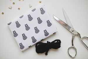 Make Your Own Wrapping Paper with Digital Stamps   Tina Aszmus  at @studio_calico
