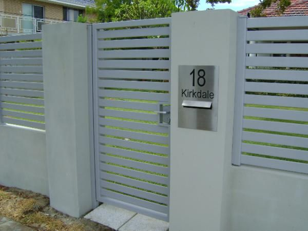 Gate Design Ideas - Get Inspired by photos of Gates from Australian Designers & Trade Professionals - Australia | hipages.com.au http://thepcaa.org/robot-games