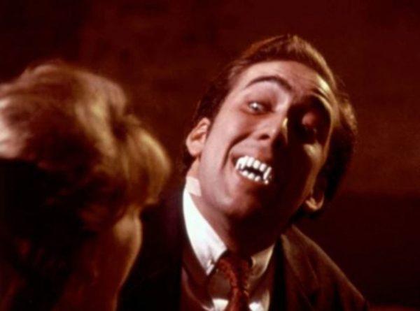 Nicolas Cage, Vampire's Kiss