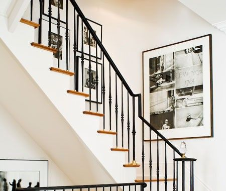 best 25 decorating staircase ideas on pinterest diy staircase railing interior staircase and. Black Bedroom Furniture Sets. Home Design Ideas