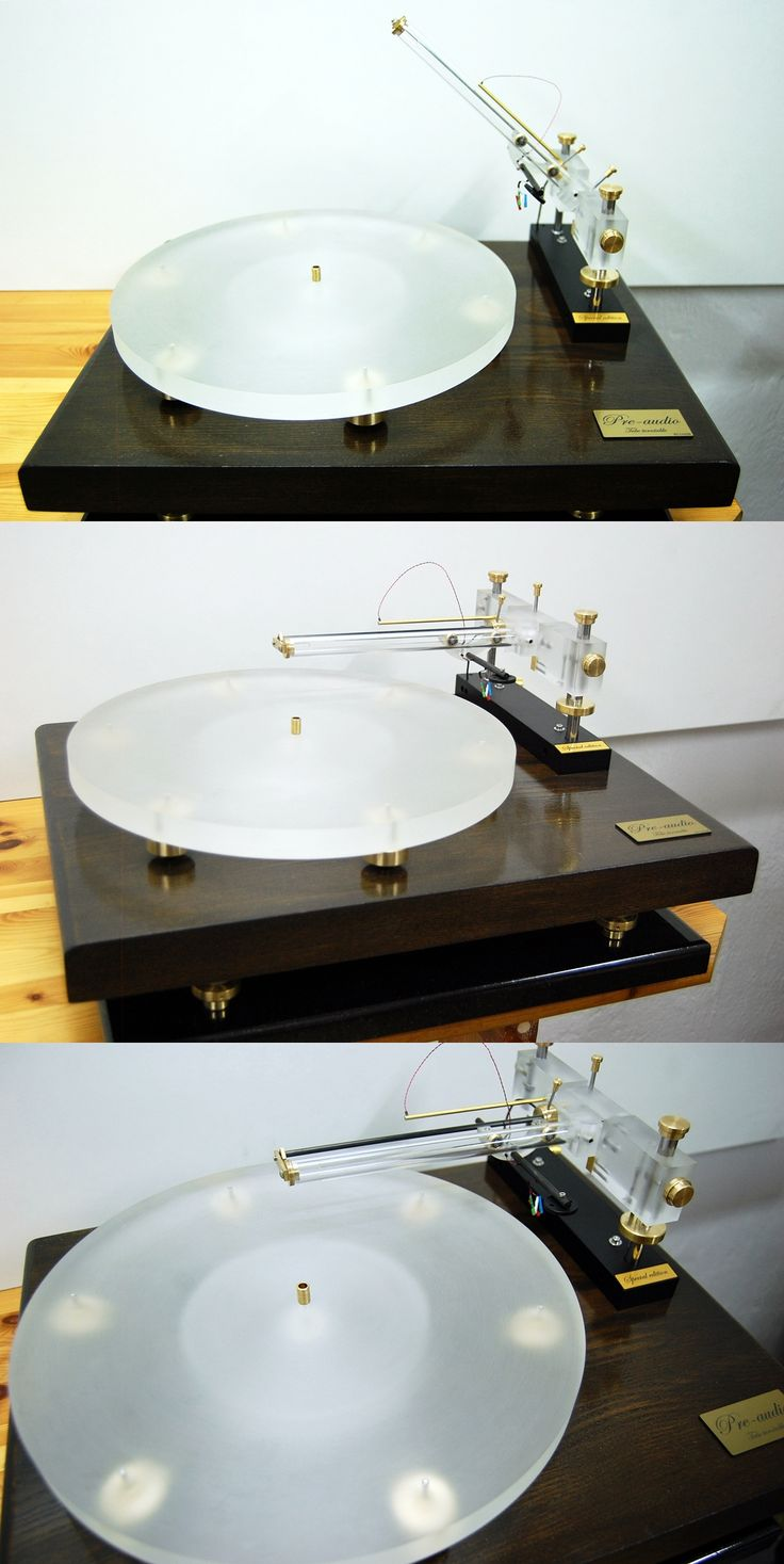 BT1301SE - Tangential turntable www.pre-audio.com