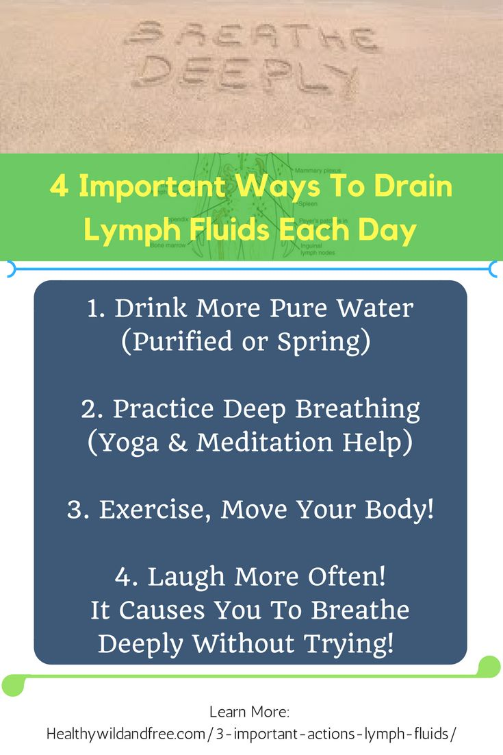 Lymph part of the circulatory system - So Important For Lymphatic Health And Drainage The Lymphatic System Doesn T Have A