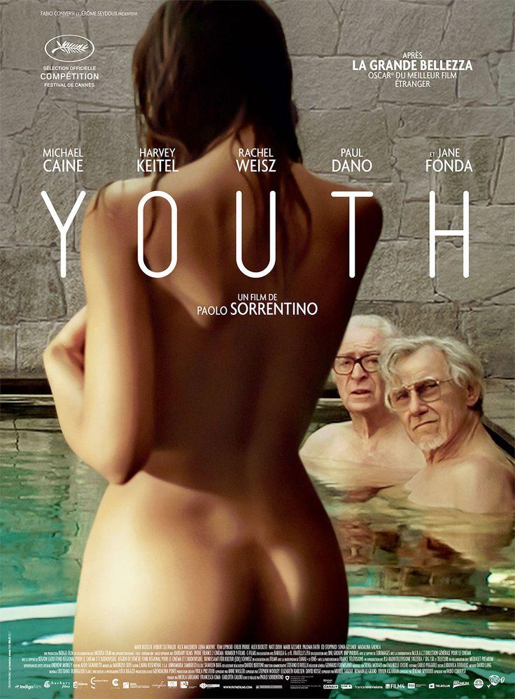 """Youth - La giovinezza di Paolo Sorrentino.  Un film sulle passioni, sui desideri, sulla fragilità e sulle emozioni: a volte, forse, sopravalutate, ma pur sempre """"tutto quello che abbiamo""""."""