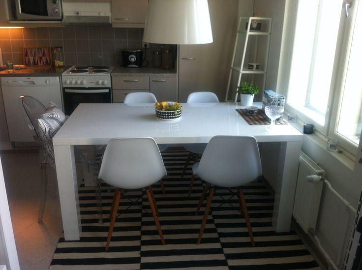 My kitchen in 2011.