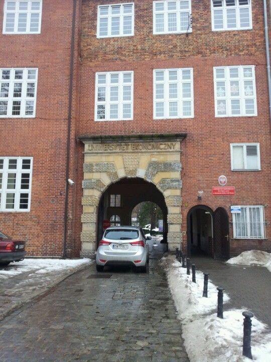 Uniwersytet Ekonomiczny w Wrocław