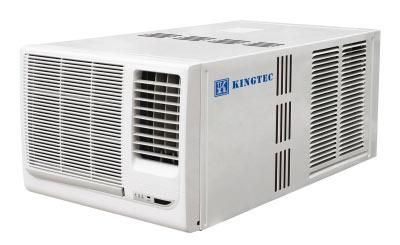 Kingtec Solar announces a solar powered window air-conditioner. We haven't reviewed the product and therefore can't endorse it, but we're so enthusiastic about these emerging tech breakthroughs, we wanted to share. From MOTHER EARTH NEWS magazine.