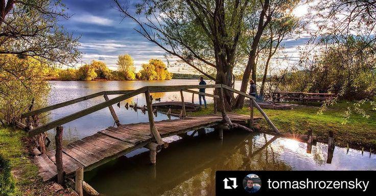 Tokaj nie len skvelo chutí ale aj krásne vyzerá  #praveslovenske od @tomashrozensky  Weekend in south-eastern Slovakia.