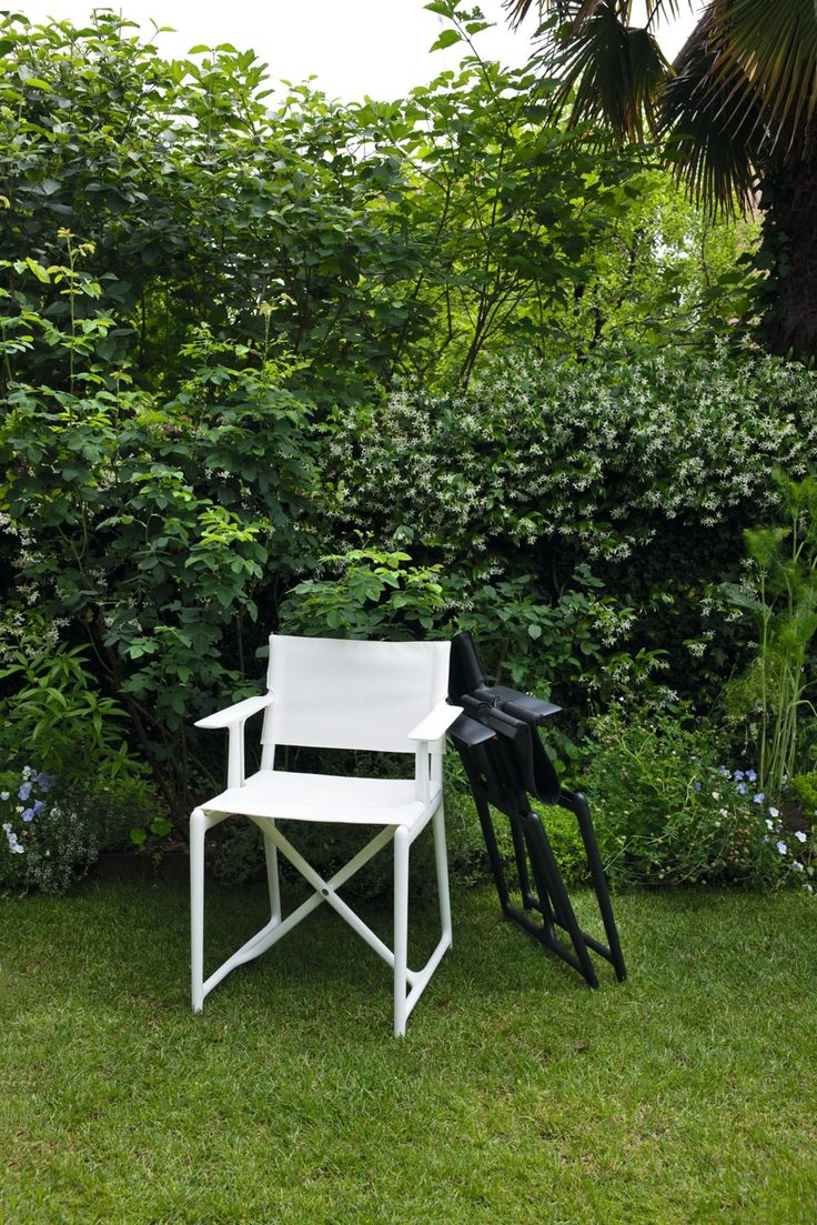 Philippe Starck reinterprets the director's chair