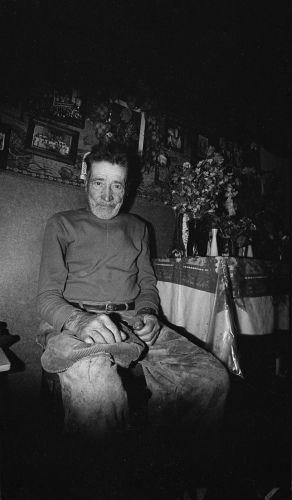Zofia Rydet | Zapis socjologiczny Data: 1978–1990 Cykl: ludzie we wnętrzach Region: Biały Dunajec