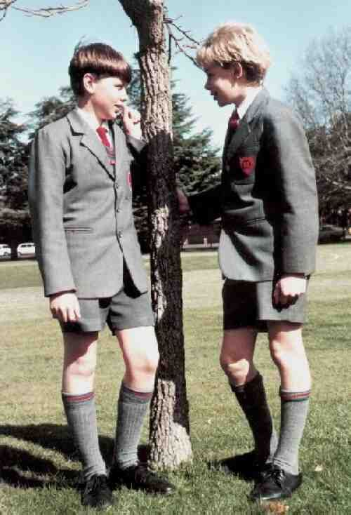 New Zealand schools vol. II : uniform garments -- suits