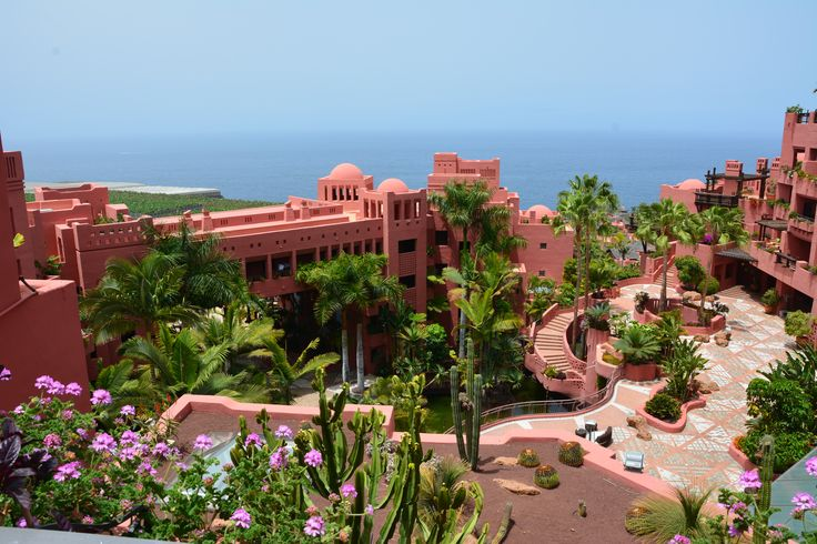 Tucked in ahillside along the beautiful Guía de Isora coast of Tenerife, the Moorish-style Ritz-Carlton Abama offers the perfect blend … Continue reading A Relaxing Stay in Tenerife →