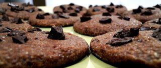 Contador de Receitas: Cookies de Ovomaltine