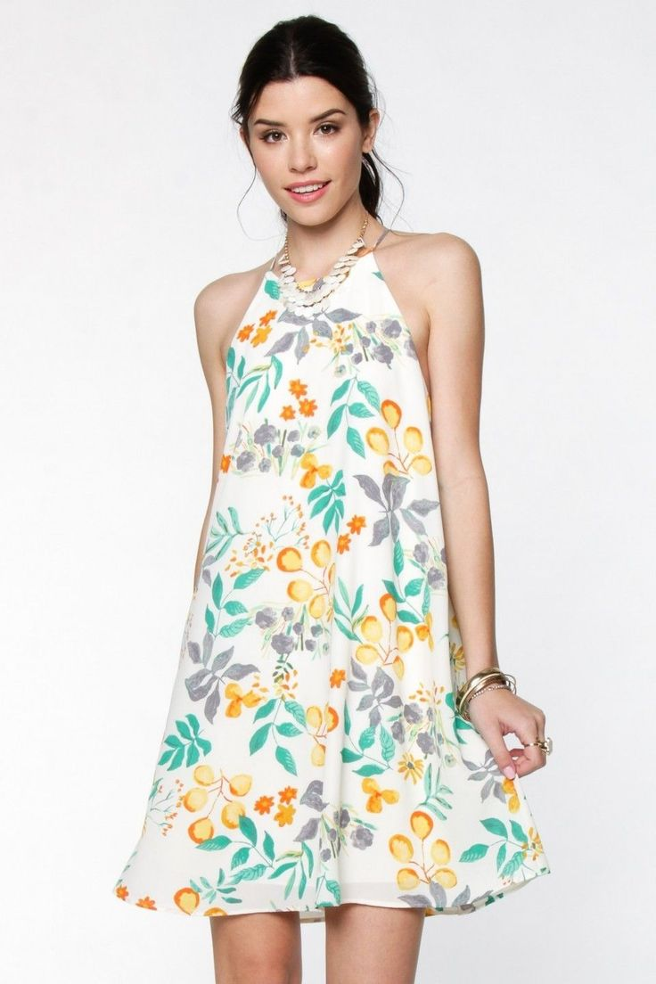 If you have graduation coming up, you are going to want to add the Sleeveless Yellow Floral Shift Dress to your closet! Pair this bright dress with some flats for graduation or pair with pumps and a statement necklace for an upcoming wedding!  Sleeveless Yellow Floral Shift Dress - Single Thread Boutique, $44.00 #sleeveless #yellow #floral #shift #dress #yellow #orange #green #grey #bright #white #keyhole #womens #fashion #trendy #spring #summer #singlethreadbtq #shopstb #boutique