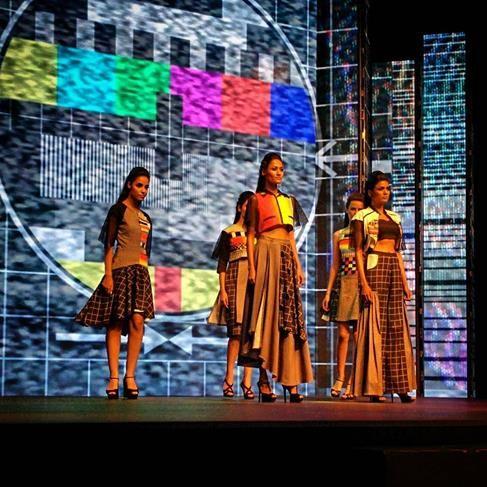 #livaprotege2016 #rawtoramp #designcontest choreographed & directed by #shykalra www.theproductionhouse.biz