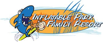 The Inflatable Park Family Resort in Yarmouth, Stay and Play! You get free admission into the Cape Cod Inflatable Park when you stay at the resort. Starting at $89 a night. The park is for kids and adults, so everyone will have a great time!