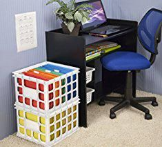 Plastic Crates For Storage. Sterilite 16928006 Storage Crate, White, 6-Pack.  #plastic #crates #for #storage #plasticcrates #cratesfor #forstorage
