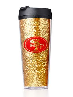 San Francisco 49ers Coffee Tumbler. I would like to have this in my possession.