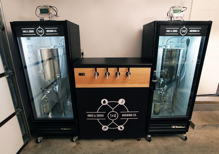Pi controlled fermentation chambers
