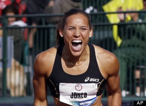 Lolo Jones! 100m hurdles #hurdles #olympics