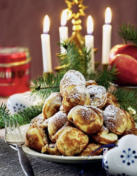 Nordic Thoughts: 1st Sunday of Advent - æbleskiver