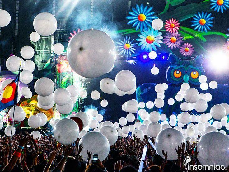 Electric Daisy Carnival - Mexico 2014