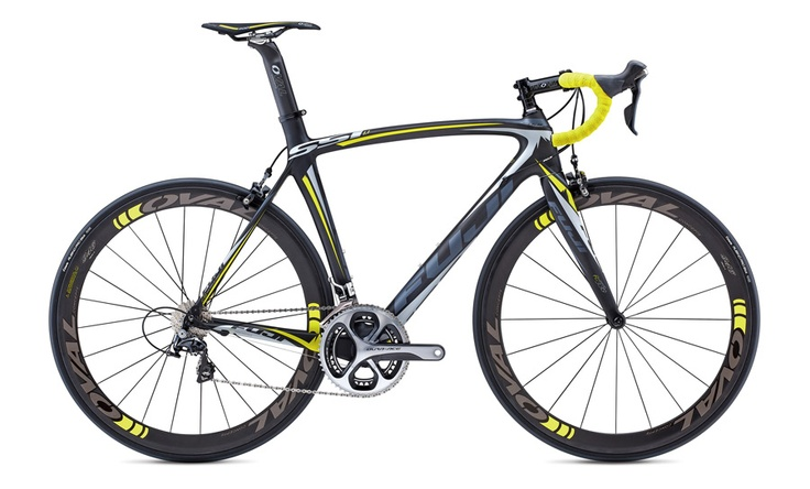 Fuji Bikes | ROAD | COMPETITION | SST 1.1 - Awesome machine!