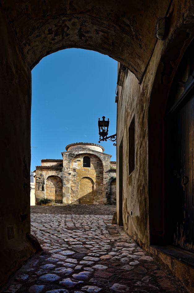 Chiesa bizantina di San Pietro, Otranto